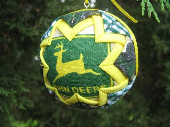 49 Best John Deere Christmas Images On Pinterest Tractor