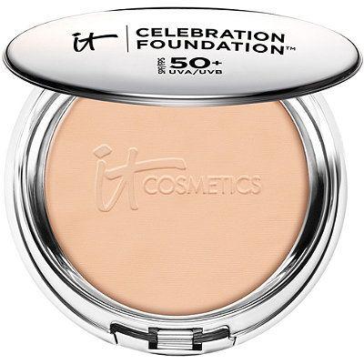 It Cosmetics Celebration Foundation with SPF 50+ Light