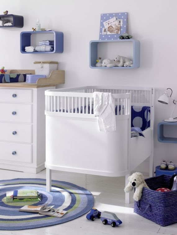 22 best Babybetten images on Pinterest | Baby cribs, Bassinet and ...