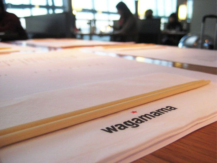 japanese restaurant in covent garden | wagamama--I know it seems weird to recommend asian food in london, but english food isn't very good. This place is solid and covent garden in general is one of the nicer touristy areas to poke around and spend an afternoon.