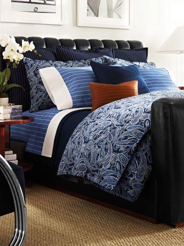Costa Azzurra Collection - Ralph Lauren Home Bed ...