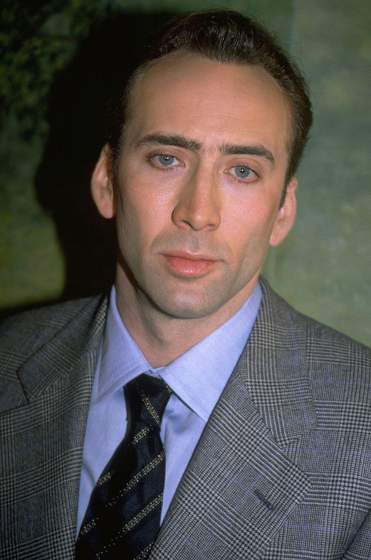For Everyone Who Has A Thing For Young Nicolas Cage