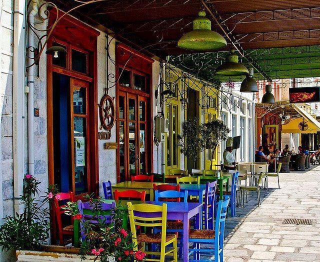Χρώματακαιαρώματα~ΕρμούποληΣύρου    Colors and fragrances ~ Ermoupoli, Syros