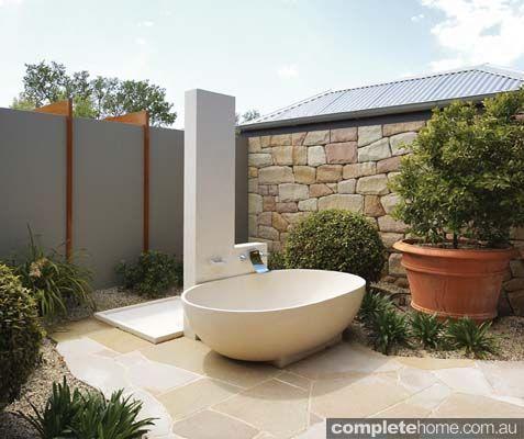 42 Best Outdoor Bathroom Images On Pinterest  Outdoor Bathrooms Impressive Luxury Outdoor Bathrooms 2018