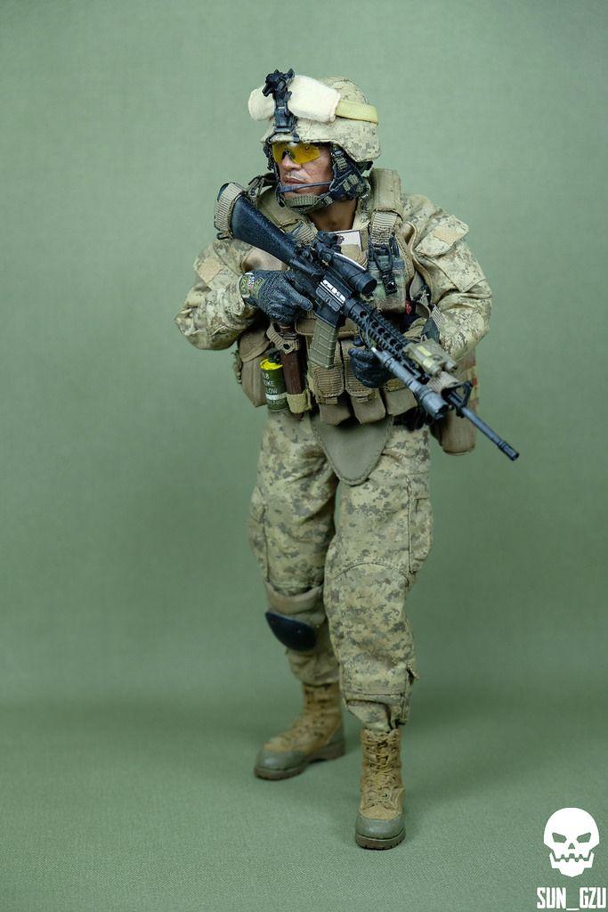 Modern War (1990s to Present) USMC - 1st BN 2nd MEB | 1/6