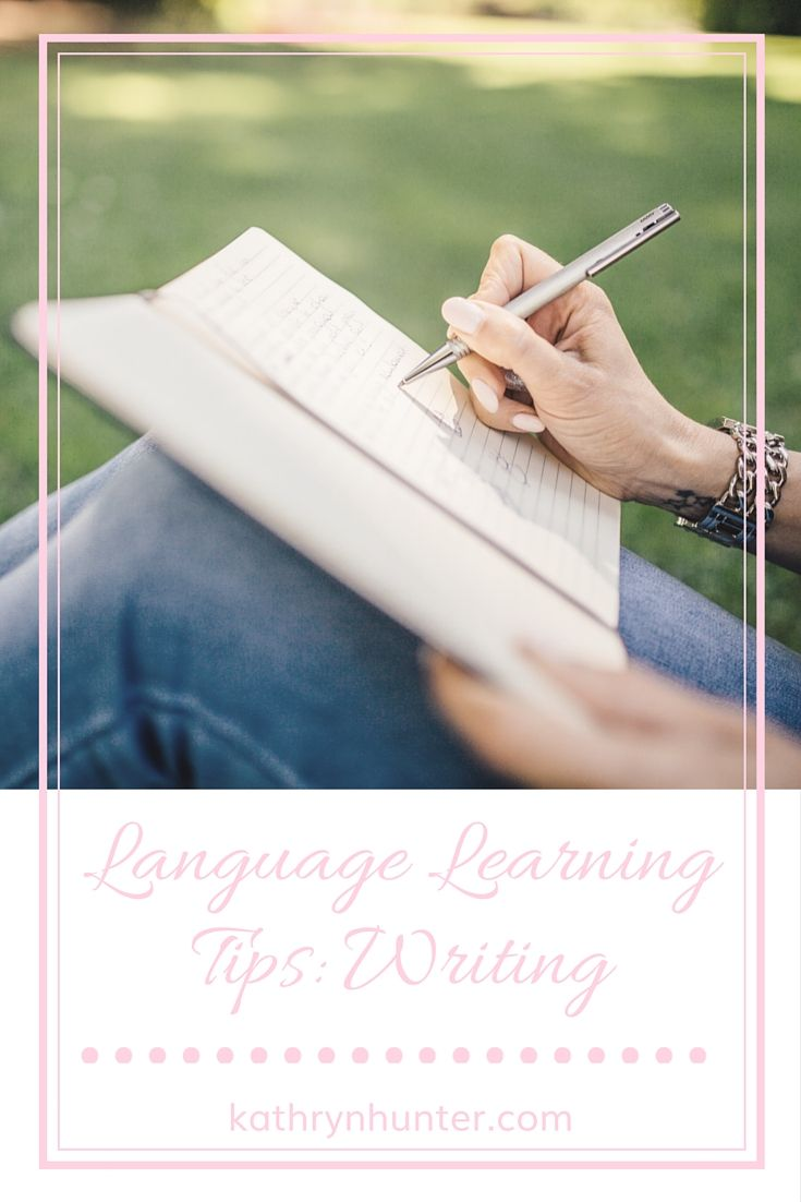 Want to learn a new language before traveling? Check out these tips and resources for practicing your writing.