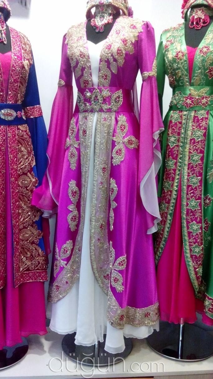 Simelya Kına Kıyafetleri - İstanbul Kına ve Bekarlığa Veda