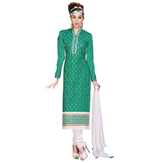 NEW ARRIVAL! Buy online #cottonsuits with heavy discount. Starts from $15