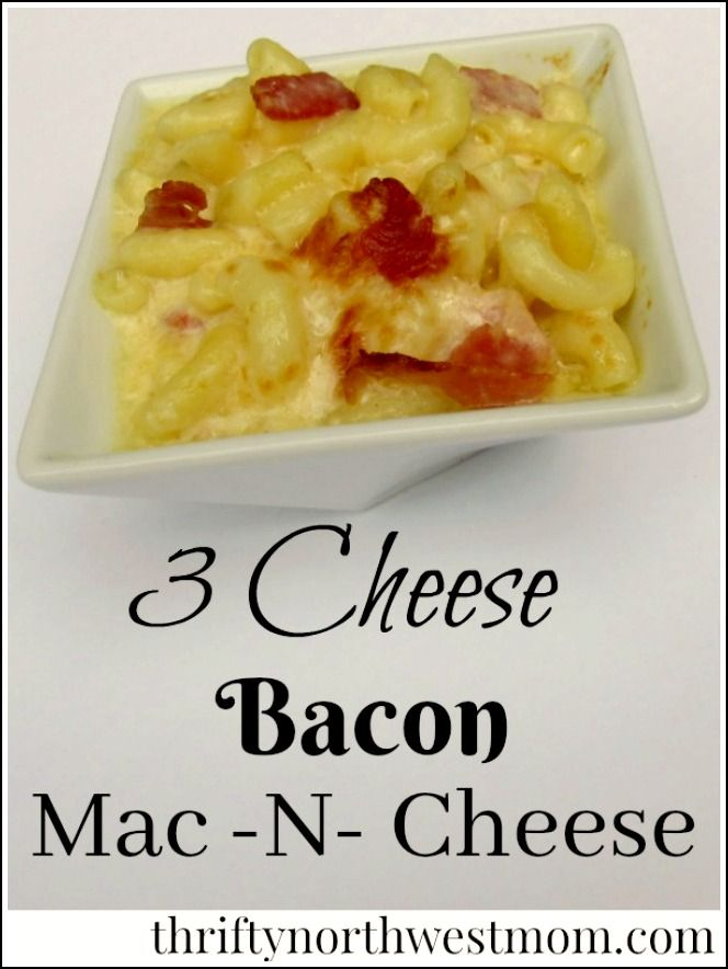 Bacon Mac N Cheese Recipe + Tips to Save On Ingredients