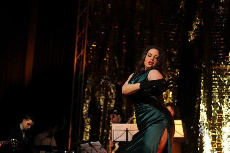 Annual Bratislava Burlesque Academy show