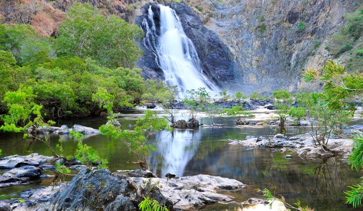 Водопад Блумфилд-Фоллс недалеко от австралийского Кэрнса.