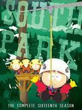 South Park: Season 16 [3 Discs] [DVD]