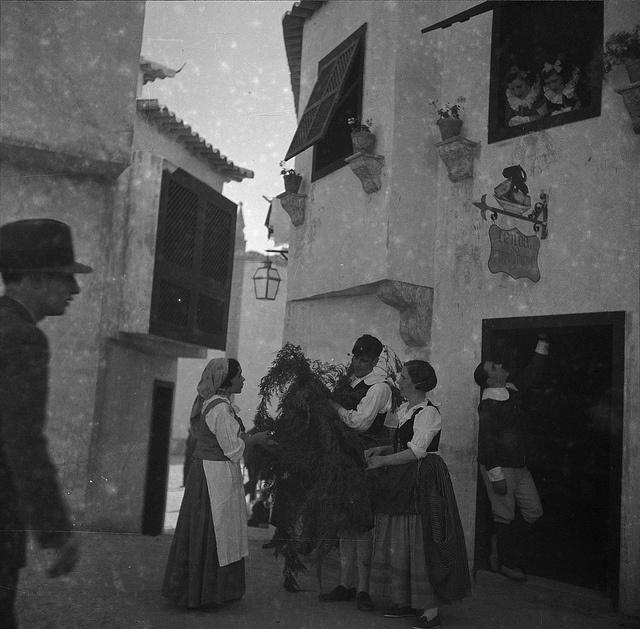 Festas da Cidade, Lisboa, 1935