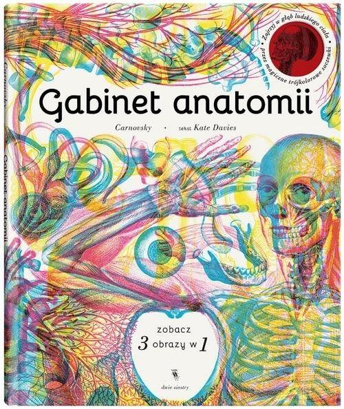 Gabinet anatomii Davies Kate Dwie Siostry.Księgarnia internetowa Czytam.pl