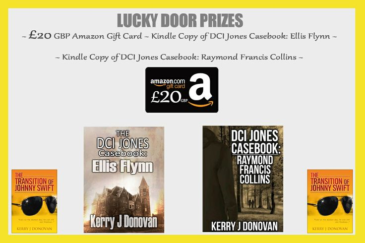Event update from Michaela Miles: Over the next few days, we're going to be announcing all the prizes for the event so here's the first one. Just for clicking to join us, you're all in the running to win one of these three prizes - so make sure you stick around until the 1st! :-)  And don't forget the major prize draw: http://www.rafflecopter.com/rafl/display/1eb0f00/ :-) https://www.facebook.com/events/722032794514365/