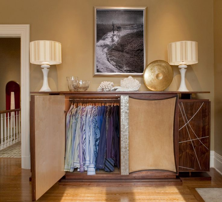 Adeeni Design Group Interior Of A Custom Wardrobe In Guest Bedroom Pacific