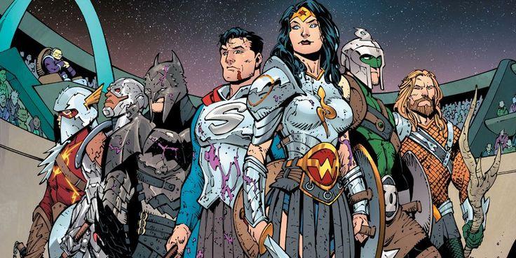 New details DC's Dark Nights: Metal   SyfyWire