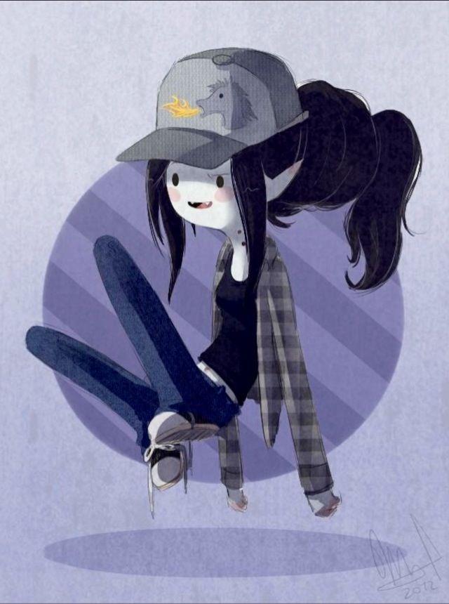 Marceline by Visark on DeviantArt