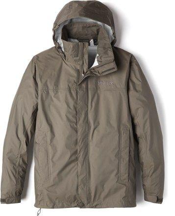 Marmot Men's PreCip Rain Jacket Deep Olive XXL | Products ...