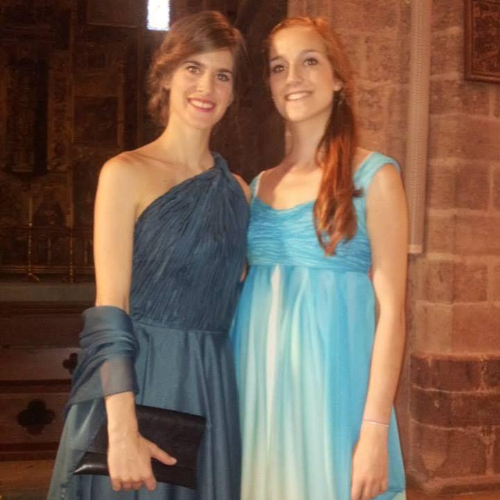 Both Marta Cambronero's Dresses, Summer 13