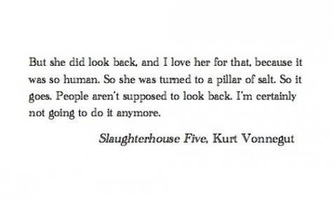 Slaughterhouse Five, Kurt Vonnegut