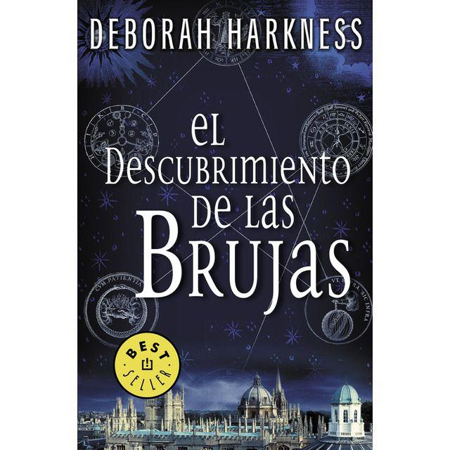El Descubrimiento De Las Brujas El Descubrimiento De Las Brujas 1 Bolsillo Tapa Blanda Libros Para Leer Juveniles Libros Para Leer Libros Fantásticos