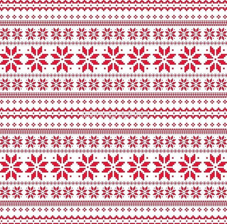 Christmas Geometry #redbubble #christmas #christmasgifts