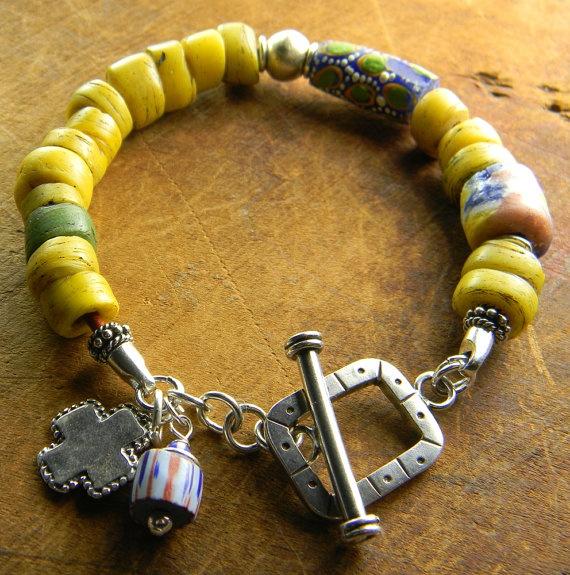 Hebron Bracelet by Gloria Ewing.