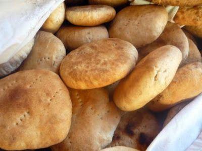 Pan amasado de campo | Dulces delicias