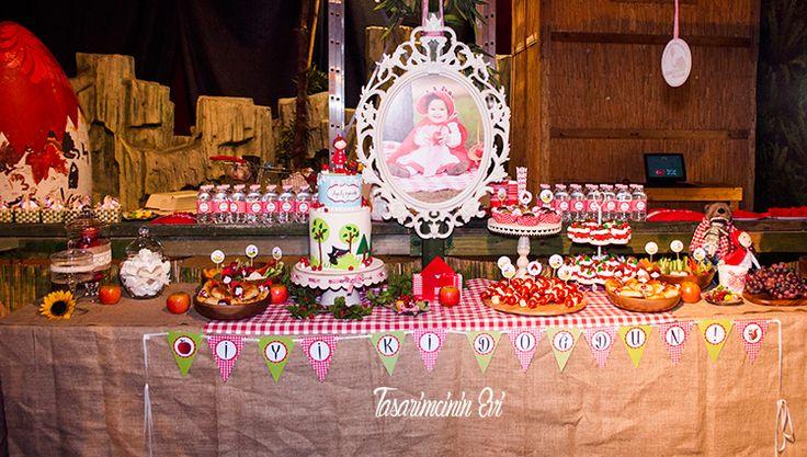 Doğum Günü Organizasyonu| Asya'nın Doğum Günü partisi