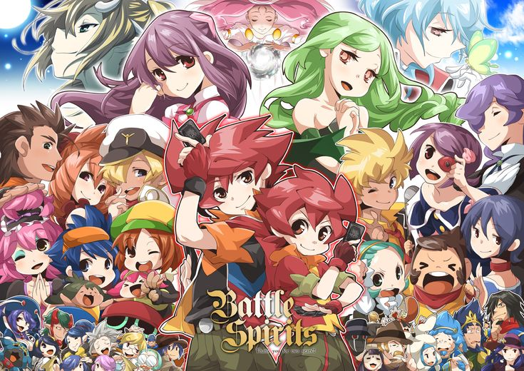 Battle Spirits #BattleSpirits