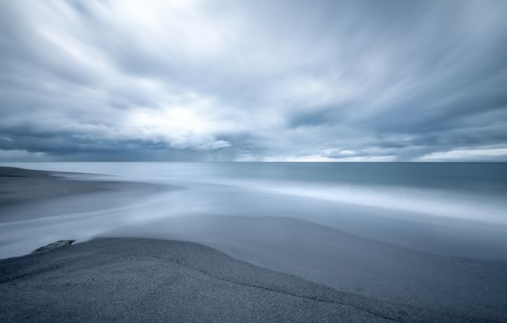 Photographie, Numérique dans Nature, Paysage, Plage, D800-AFS 16-35mm- ND filter - Polarizing filter - tripod, Long Exposure, « Blue Symphony »  Beethoven: Symphony No.7: Second Movement (Israel Philharmonic, Zubin Mehta)  https://www.youtube.com/wat… - Image #567141