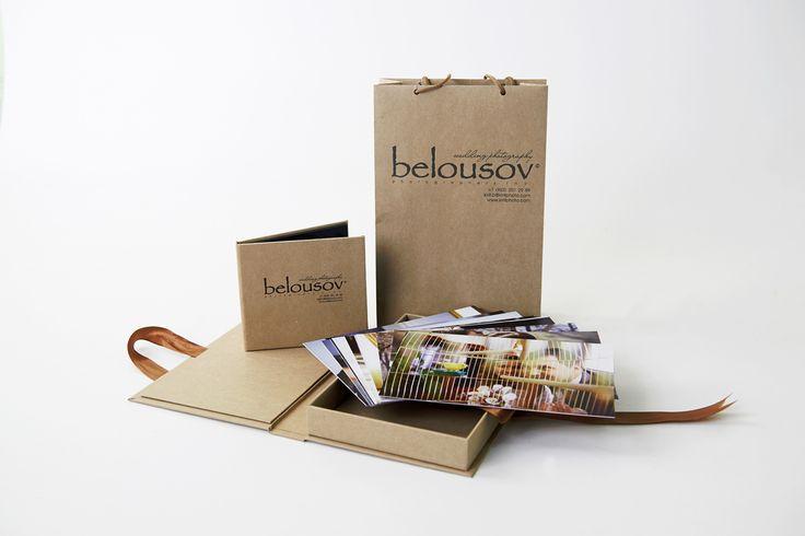 Упаковка для фотографов: кейсы, бумажные пакеты с логотипом | studiofolio.ru