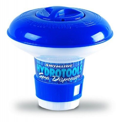 Spa-Chemical-Dispenser-Pool-Hydro-Tools-8715-Floating-Mini-Tablet-NEW