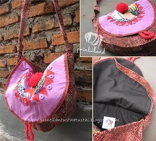 sling bag, Printiland