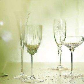 Styles & Varieties of Champagne Glasses