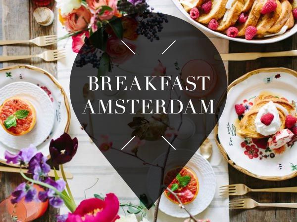 A morning person and looking for the best places to have breakfast in Amsterdam? Check our blog and read all about it in de Amsterdam City Guide >>