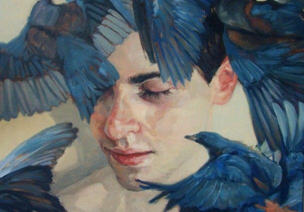 schilderij-portret-kunst-vogels