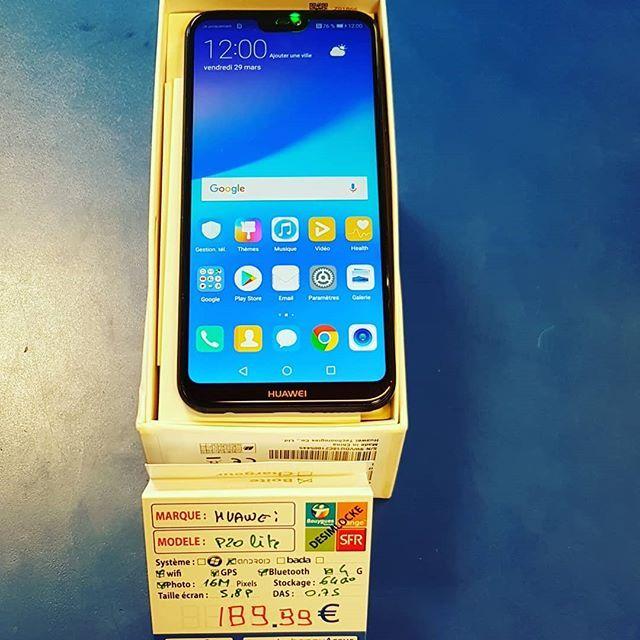 Huawei P20 Lite Dispo Avec Boite Chargeur Et Ecouteur D Origine Happycashlannion Bonsplans Bonnesaffaires Happyinfotel22 Huawei P20lit Gps Huawei E Photo