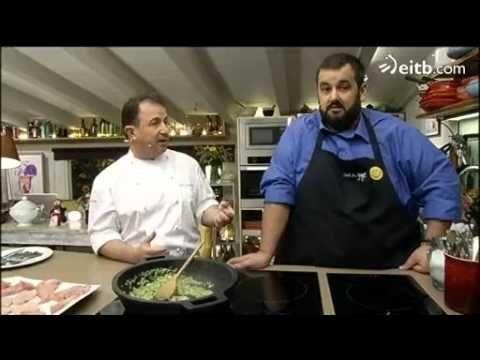 Ventresca de atún con tomate, en 'Robin Food' - YouTube
