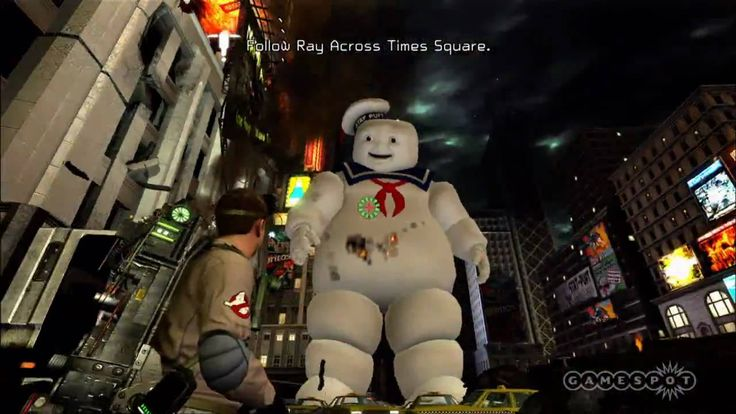 Ghostbusters: The Video Game - Preview