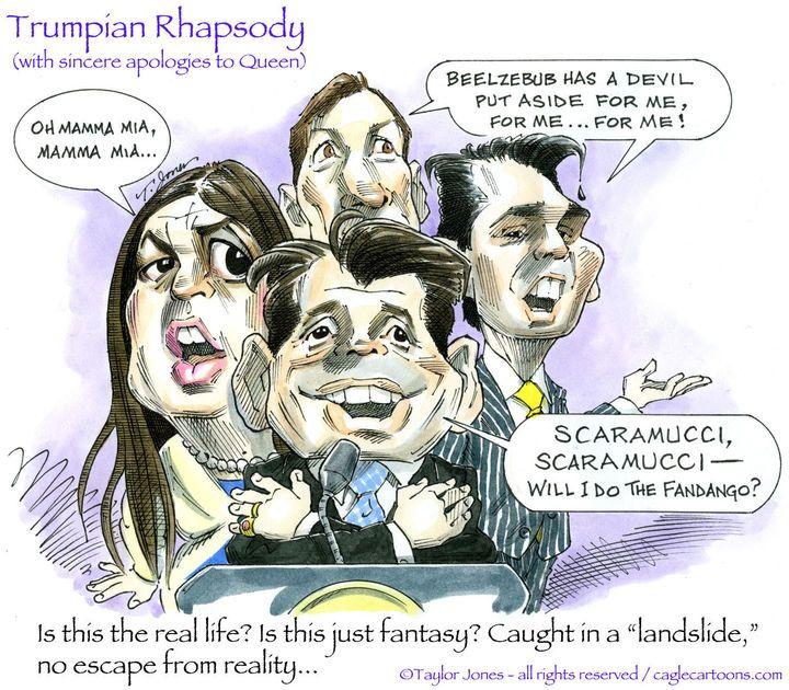 15 best Cartoons: Anthony Scaramucci images on Pinterest | Anthony