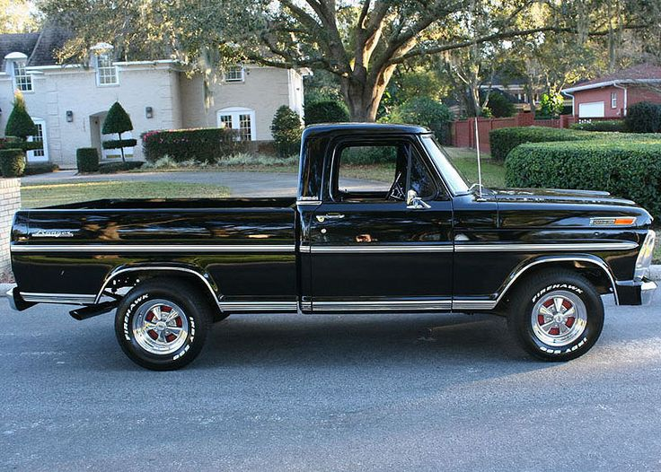 1968 Ford F100 428 CJ Pickup | MJC Classic Cars | Pristine Classic Cars For Sale - Locator Service