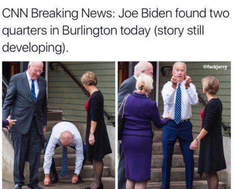 I f*cking love Joe Biden! He is my spirit animal.