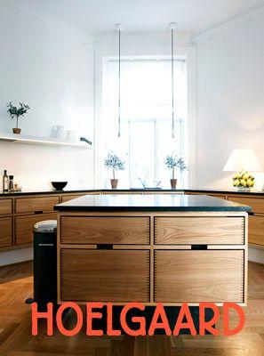 Luxury Bespoke Kitchens - Garde Hvalsøe ● Thought and Wood