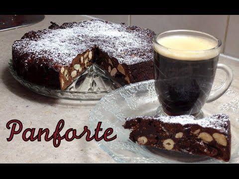Italian christmas chocolate cake