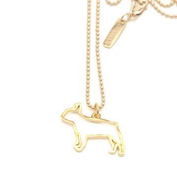Bulldog Gold Ring