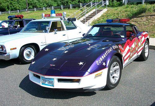Corvette Police Car: 54 Best Images About Corvette Police On Pinterest