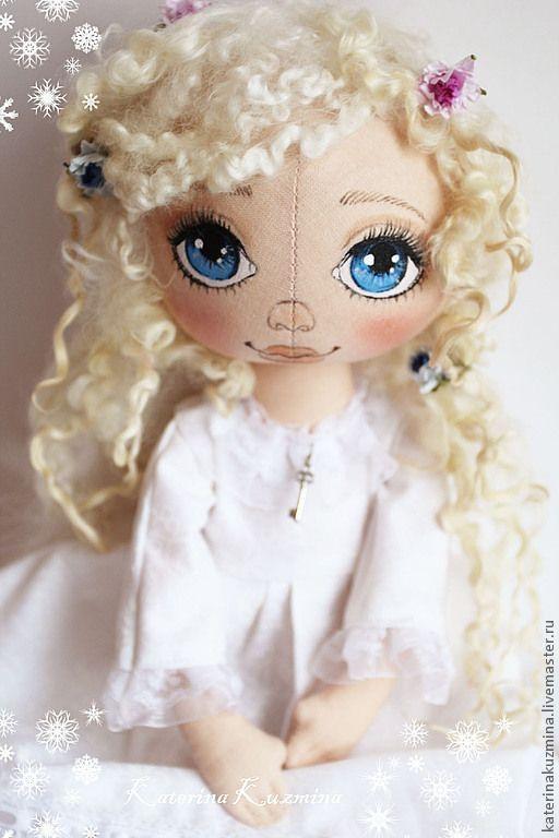 Кукла ангелочек своими руками фото 112