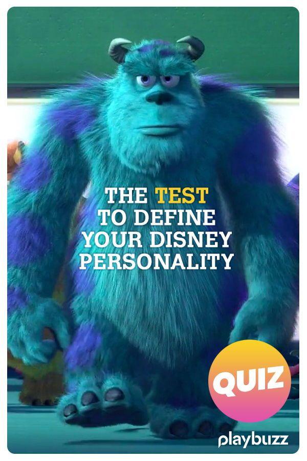 disney personality